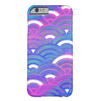 Random Half Circles Barely There iPhone 6 Case