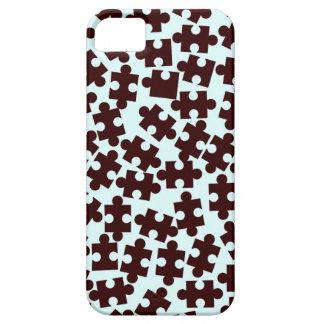 Random Jigsaw Pieces iPhone 5 Covers