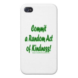 Random Kindness iPhone 4/4S Case