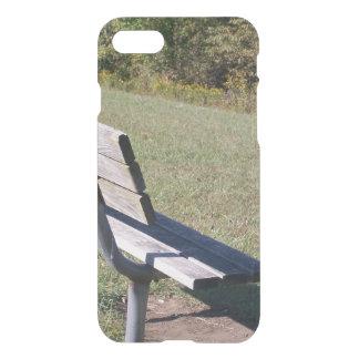 Random Park Bench iPhone 7 Case