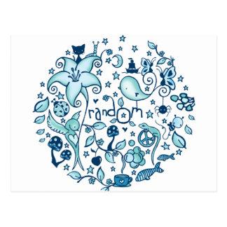 RandOm Post Cards