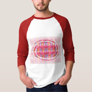 Random Rose Petal Art T-Shirt