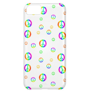 Random Signs Of Peace iPhone 5C Cover