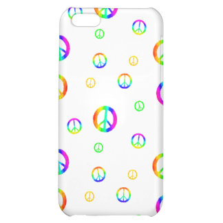 Random Signs Of Peace iPhone 5C Covers
