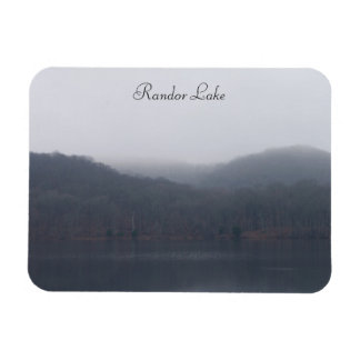 Randor Lake in Tennessee Magnet