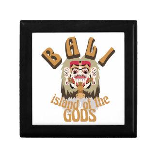 Rangda Bali Island Gift Box
