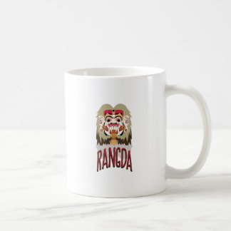 Rangda Coffee Mug