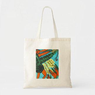 Range-Fed Mommy Canvas Bag