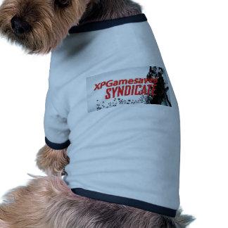 Range xpg-syndicate ringer dog shirt