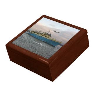 Ranger III keepsake box
