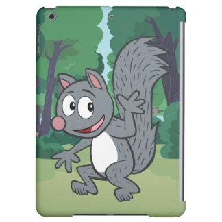 Ranger Rick | Gray Squirrel Waving