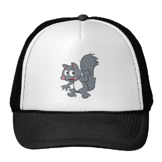 Ranger Rick | Gray Squirrel Waving Cap