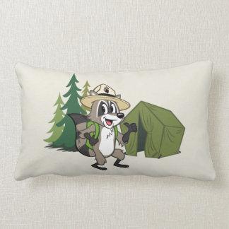 Ranger Rick | Great American Campout -Tent Lumbar Cushion