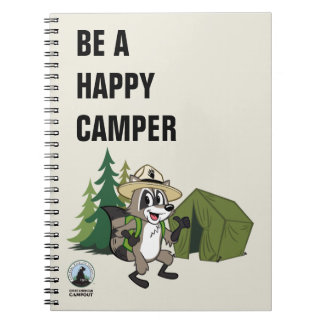 Ranger Rick | Great American Campout -Tent Notebook