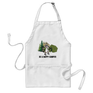Ranger Rick | Great American Campout -Tent Standard Apron