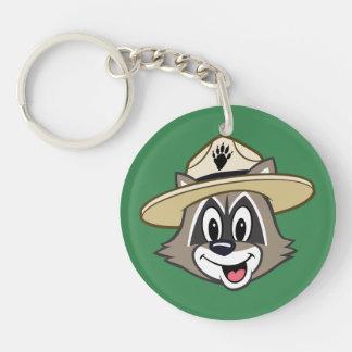 Ranger Rick | Ranger Rick Face Key Ring