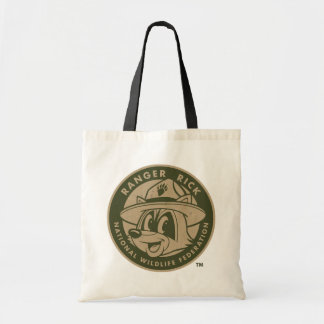 Ranger Rick | Ranger Rick Khaki Logo Tote Bag