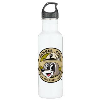 Ranger Rick   Ranger Rick Logo 710 Ml Water Bottle