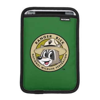 Ranger Rick | Ranger Rick Logo iPad Mini Sleeve