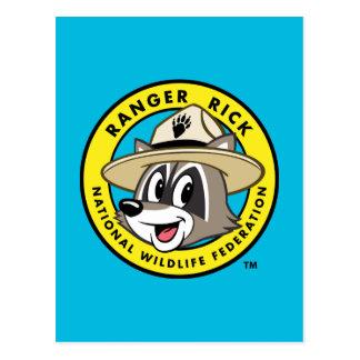 Ranger Rick   Ranger Rick Logo Postcard
