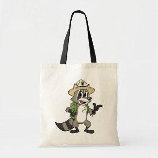 Ranger Rick | Ranger Rick Pointing Tote Bag