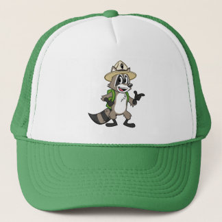 Ranger Rick | Ranger Rick Pointing Trucker Hat