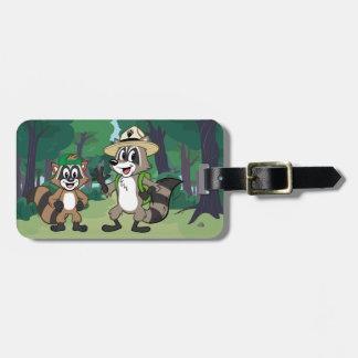 Ranger Rick | Ranger Rick & Ricky Luggage Tag
