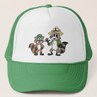 Ranger Rick | Ranger Rick & Ricky Trucker Hat