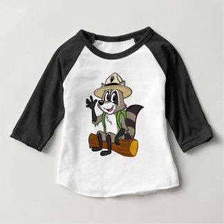 Ranger Rick | Ranger Rick Sitting Baby T-Shirt