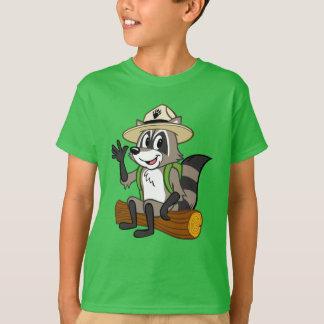 Ranger Rick | Ranger Rick Sitting T-Shirt