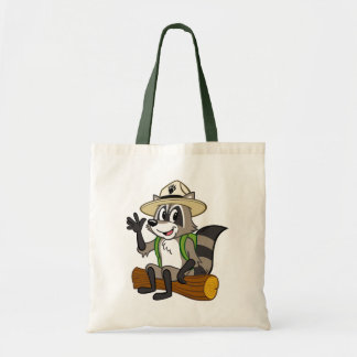Ranger Rick | Ranger Rick Sitting Tote Bag