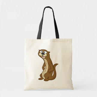 Ranger Rick | Reggie Otter Tote Bag