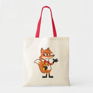 Ranger Rick | Scarlett Fox Waving Tote Bag