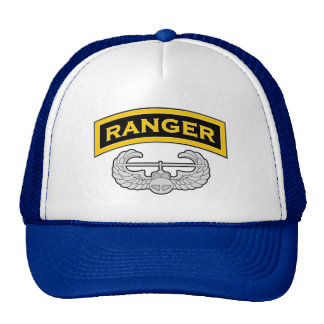 Ranger tab - Air Assault badge Cap