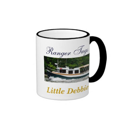 Ranger Tugs R27 Mug