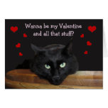"Ranger ""Wanna Be My Valentine"" Greeting Card"