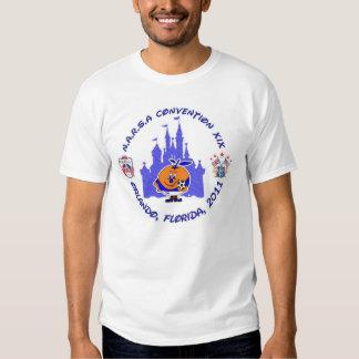 Rangers Convention Tshirts