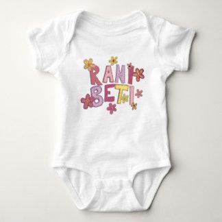 Rani Beti (Sweet Girl) Baby Bodysuit