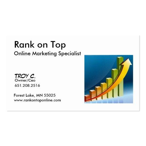 Rank on Top online Customised Pack Standard
