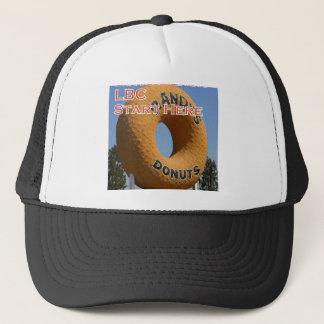 Ransdys Donuts Long Beach California LBC Trucker Hat