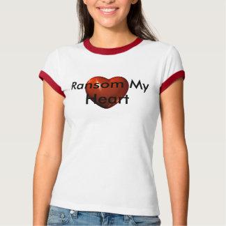 Ransom My Heart Logo Ladies Graphic Tee