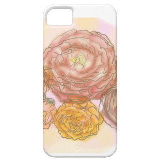 Ranunculus Barely There iPhone 5 Case
