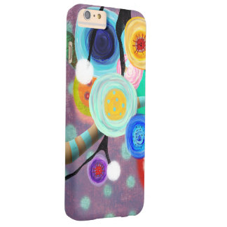 Ranunculus Floral Wedding Barely There iPhone 6 Plus Case