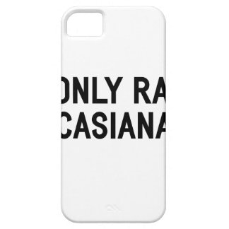 Rap Caucasianally Case For The iPhone 5