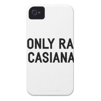 Rap Caucasianally iPhone 4 Case
