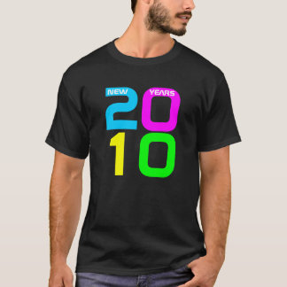 Rap Couture-New Years 2010 T-shirt