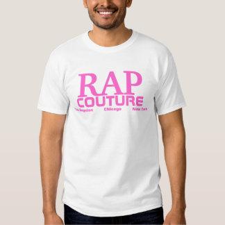 Rap Couture Pink Album T-shirt