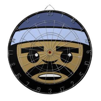 Rap Face Dartboard