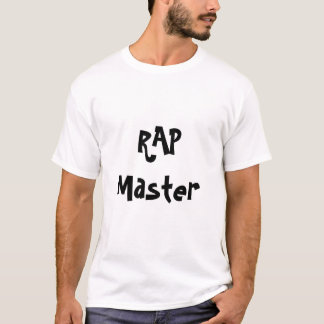 RAP Master T-Shirt