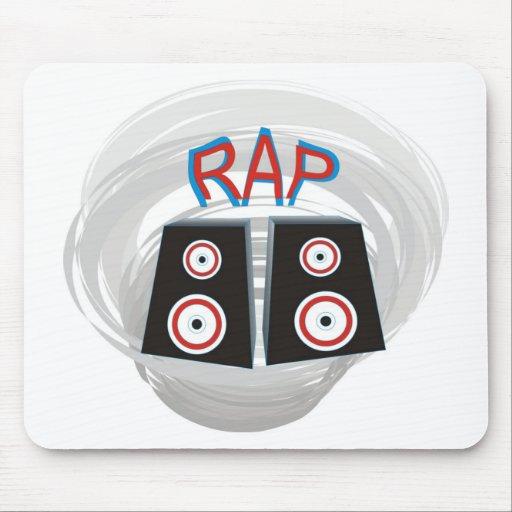 RAP MOUSE MAT